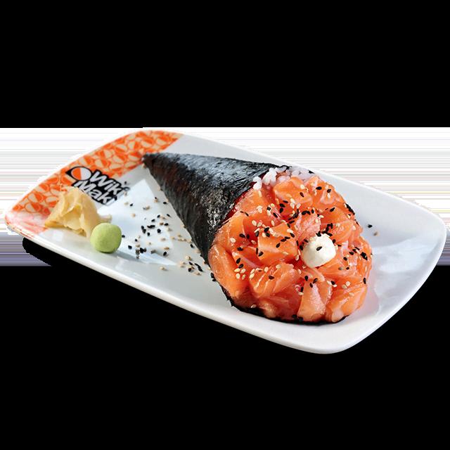 Uramaki Philadelphia Super Salmon