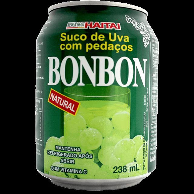 Suco de Uva Verde Importado