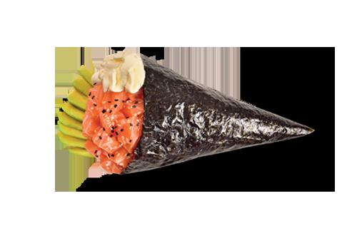 Temaki Philadelphia Avocado (NOVO!)