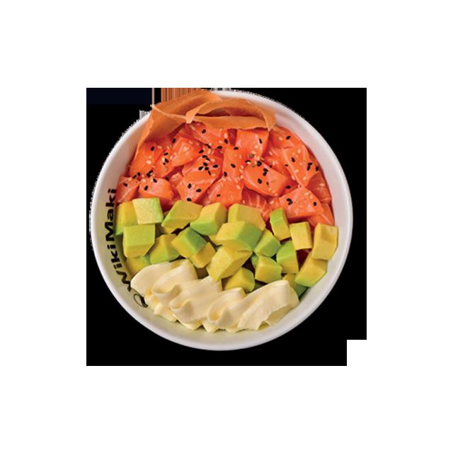 Poke Avocado (NOVO!)